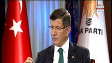 Davutoğlu'dan Suriye aktörleri