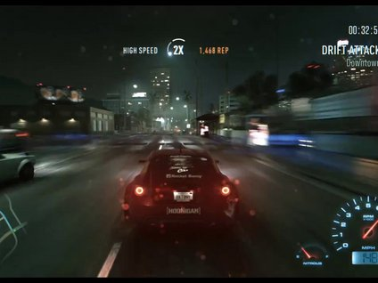 Need For Speed tanıtım