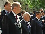Erdoğan - Gül görüşmesi