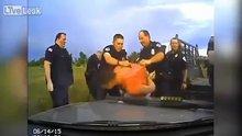 ABD  polisinden  şiddet