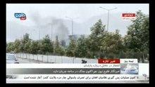 Afganistan parlamentosuna saldırı