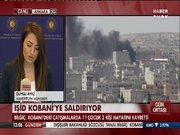 Işid Kobani'ye saldırıyor