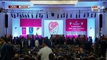 Türk futbolu başkanını seçiyor