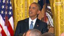 Obama LGBT Gutierrez'i dışarı attırdı