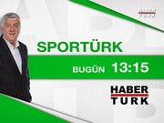Sportürk 28 Haziran Pazar 13.15