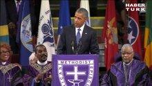 Obama ilahi okudu