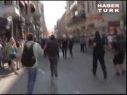 Taksim'de LGBTİ yürüyüşüne polis müdahalesi