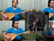 Game of Thrones bağlama cover