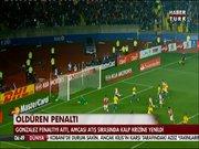 Öldüren penaltı