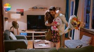 Acil Aşk Aranıyor'da Nisan ve Sinan'ın romantik anları!