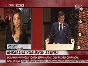 Başbakan Ahmet Davutoğlu gazetecilerin sorularını yanıtladı