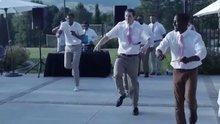 NBA oyuncularından dans