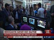 Erdoğan'ın hayatı dizi oluyor