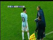 Messi'den taktik