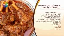 Malatya Mutfağı'ndan Arapgir Kızartması