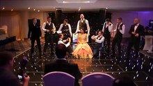 7 Kardeşin düğün gösterisi