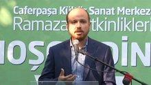 Bilal erdoğan ilk kez anlattı