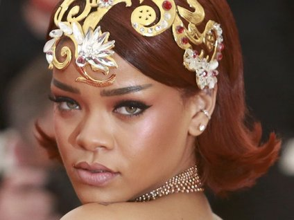 Dijital kraliçe Rihanna
