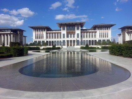Cumhurbaşkanlığı Sarayı ilk kez kapılarını açtı