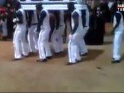 Karayiplerde ilginç tören