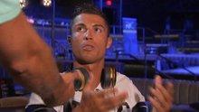 Ronaldo çok sinirlendi