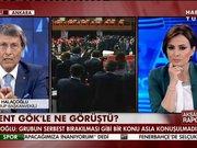 Yusuf Halaçoğlu Habertürk canlı yayınında