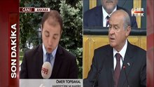 MHP'den koalisyon açıklaması