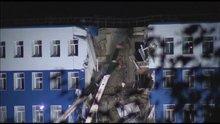 Rusya'da eğitim binası çöktü