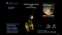 Plüton'dan ilk görüntü az önce geldi