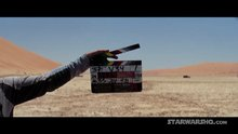 Star Wars Force Awakens kamera arkası