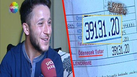 Öğrenci evine 39 bin lira elektrik faturası