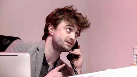 Harry Potter resepsiyonist olursa