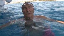Baykal'ın deniz keyfi