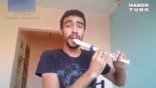 Flüt ile beatbox