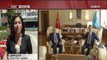 Ak Parti CHP koalisyon görüşmesi