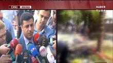 Demirtaş'tan Suruç açıklaması