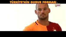 Galatasaray forma tanıtımı
