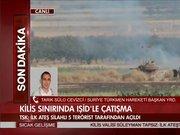 Kilis sınırındaki çatışma ile ilgili çarpıcı iddia!