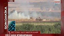 İŞİD'e yapılan hava operasyonunun ayrıntıları