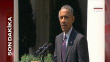 Obama'dan Işid açıklaması