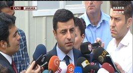 Demirtaş'tan operasyon açıklaması