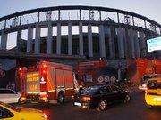 Vodafone Arena'da iş kazası: 2 yaralı