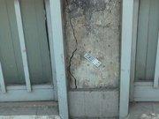 Üsküdar'da binalar çatladı