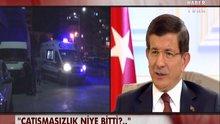 Davutoğlu'dan önemli açıklamalar