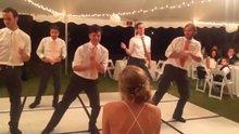 Damattan sürpriz dans