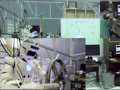 Geleceğin kalaşnikofu robotlar