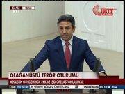 Ahmet Aydın meclis konuşması