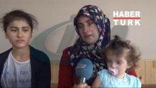 PKK tarafından kaçırılan polisin eşi konuştu
