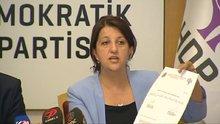 HDP'den dokunulmazlık dilekçesi