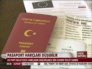 Pasaport harçları düşebilir